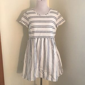 Dresses & Skirts - Striped Babydoll dress